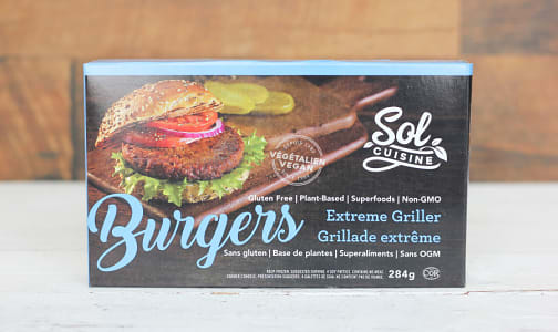 Extreme Griller Burgers (Frozen)- Code#: DN0158