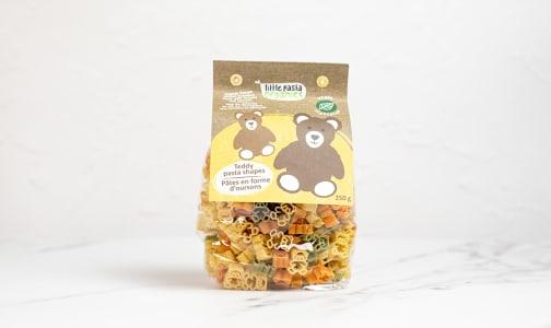 Organic Teddy Shape Pasta- Code#: DN0171