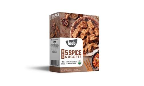 Organic Five-Spice Tofu Nuggets- Code#: DN0229