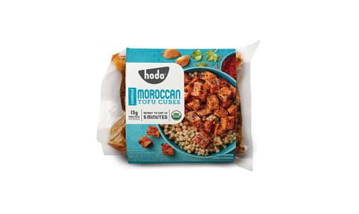 Organic Chermoula Moroccan Tofu Cubes- Code#: DN0241
