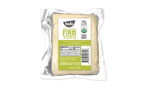 Organic Firm Tofu- Code#: DN0246