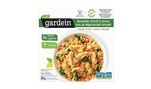 Chicken Bowl - Teriyaki (Frozen)- Code#: DN0253