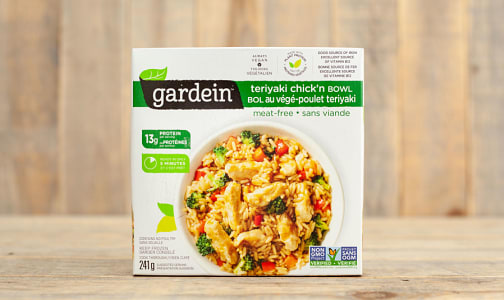 Chicken Bowl - Teriyaki (Frozen)- Code#: DN0253
