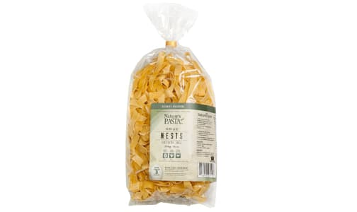 Organic Extra Wide Nest Pappardelle Pasta- Code#: DN0280