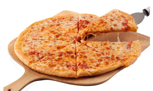 3 Cheese Pizza, Gluten Free (Frozen)- Code#: DN0288