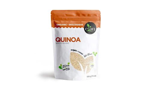 Organic White Quinoa- Code#: DN0291