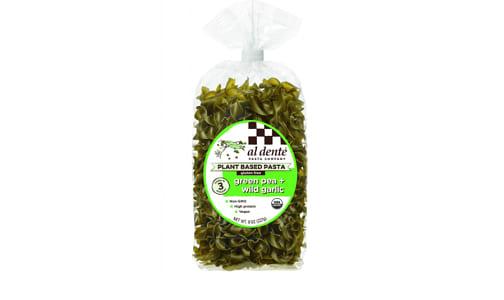 Green Pea & Wild Garlic Pasta- Code#: DN0295
