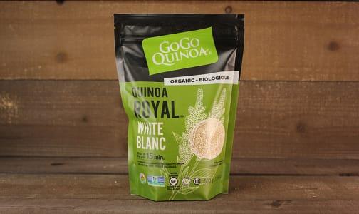 Organic Quinoa - White- Code#: DN0324