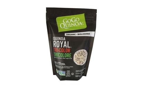 Organic Quinoa - Tricolor- Code#: DN0325