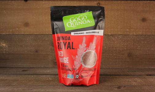 Organic Quinoa - Red- Code#: DN0326