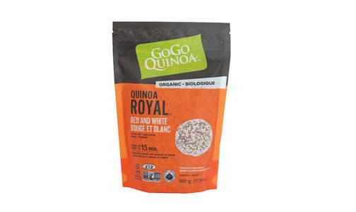 Organic Quinoa - Red & White- Code#: DN0327