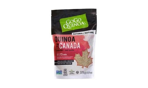 Organic Quinoa - Canadian- Code#: DN0328