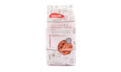 Organic Lentil & Whole Wheat Penne- Code#: DN0336