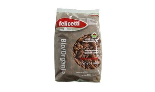 Organic Spelt Fusilli- Code#: DN0339