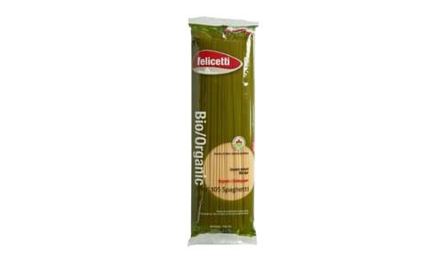 Organic Durum Wheat Spaghetti- Code#: DN0347