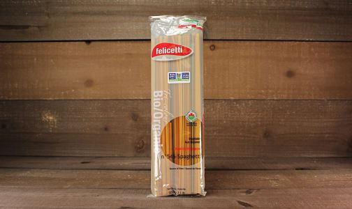 Organic Vegetable Spaghetti- Code#: DN0353