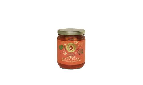 Vegan Radish Korean Kimchi- Code#: DN0371