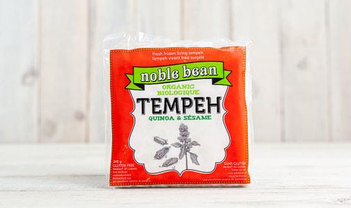 Organic Tempeh -  Quinoa & Sesame (Frozen)- Code#: DN0376