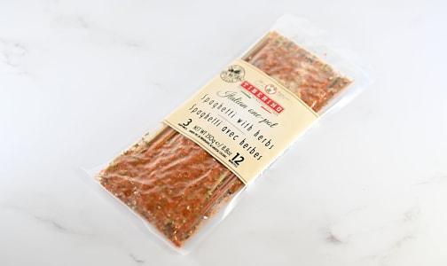 Spaghetti with Herbs- Code#: DN0391