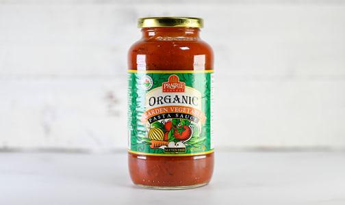 Garden Vegetable Pasta Sauce- Code#: DN0426