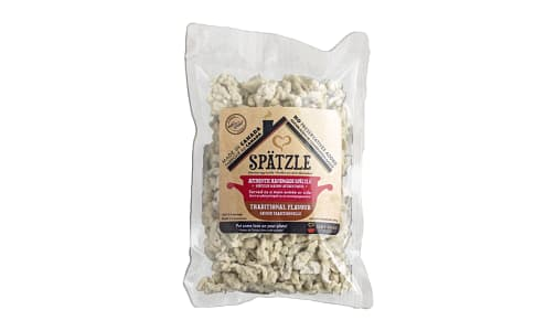Spatzle Traditional Flavour (Frozen)- Code#: DN0456