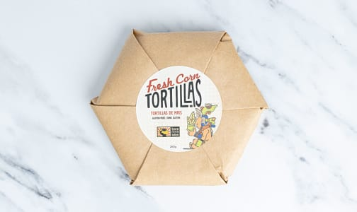 Fresh Corn Tortillas- Code#: DN0514