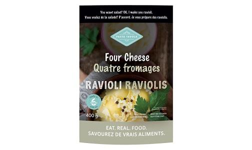 Ravioli - Four Cheese (Frozen)- Code#: DN0576