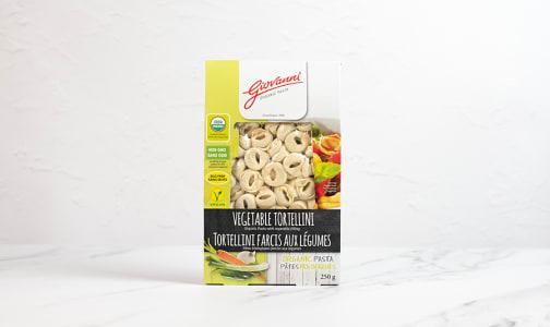 Organic Vegetable Tortellini- Code#: DN0579