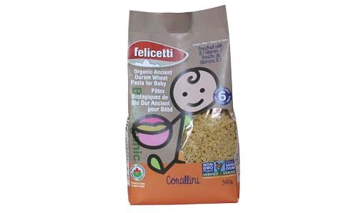 Organic Senatore Cappelli Pasta, Baby- Code#: DN0587
