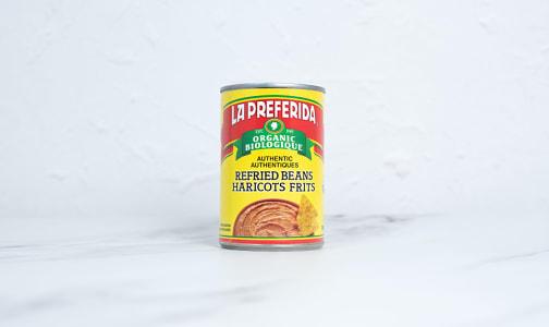 Organic Refried Beans (Pinto)- Code#: DN0598