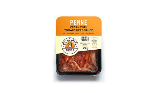 Penne in Tomato Herb Sauce- Code#: DN091