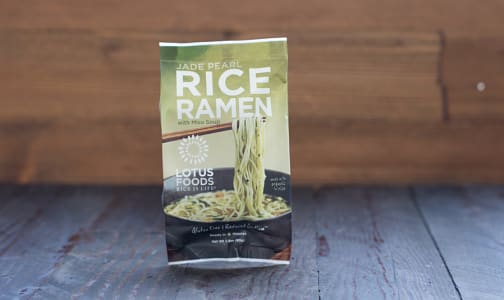 Jade Pearl Rice Ramen with Miso Soup- Code#: DN1201