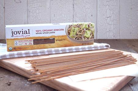 Organic Einkorn Spaghetti- Code#: DN1305