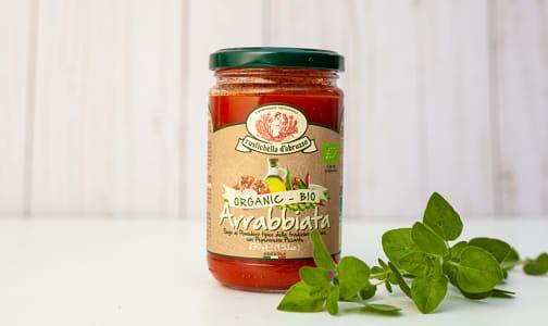 Organic Arrabbiata- Code#: DN1470