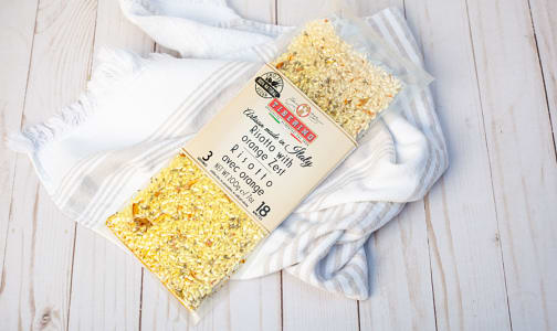 Carnaroli rice with Orange zest- Code#: DN1475
