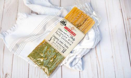 Linguine with pesto genovese- Code#: DN1477