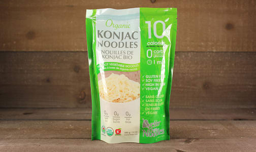 Organic Konjac Noodles- Code#: DN1767