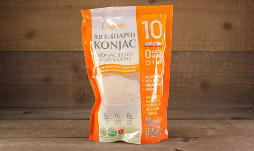Organic Konjac Rice- Code#: DN1768