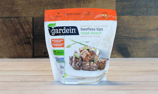 Home Style Beefless Tips (Frozen)- Code#: DN3045