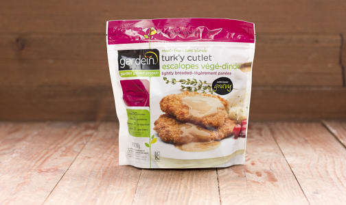 Lightly Breaded Turk'y Cutlets (Frozen)- Code#: DN3051