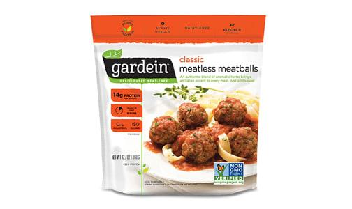 Meatless Meatballs (Frozen)- Code#: DN311