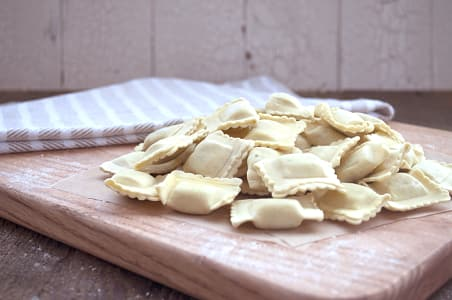 Beef Ravioli (Made with Organic Beef)- Code#: DN331