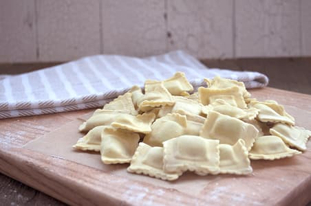 Fig and Gorgonzola Ravioli (Frozen)- Code#: PM3187