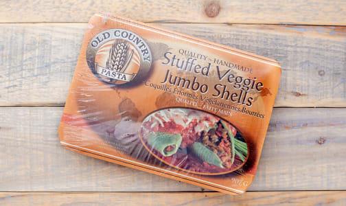 Stuffed Veggie Jumbo Shells (5 shells) (Frozen)- Code#: DN3606