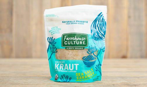 Organic Classic Carraway Kraut- Code#: DN3700