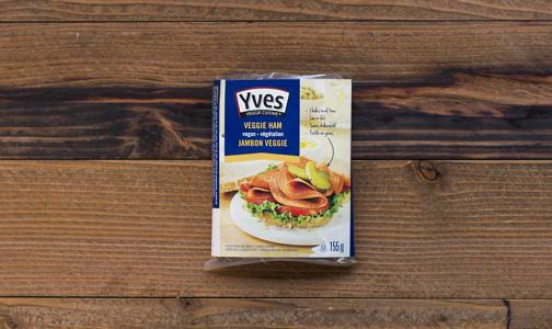Veggie Ham Slices- Code#: DN382