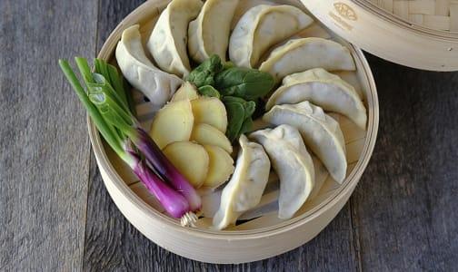 Kung Pao Tofu Dumplings (Frozen)- Code#: DN0247