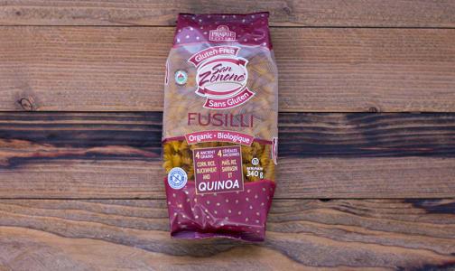 Organic San Zenone Gluten Free Fusilli- Code#: DN4800