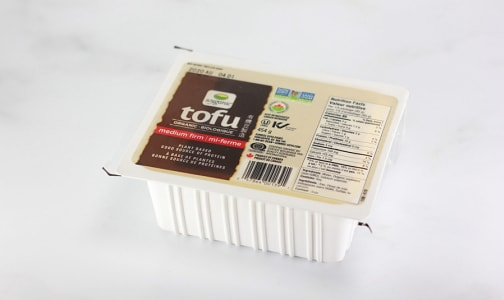 Organic Medium Firm Tofu- Code#: DN503