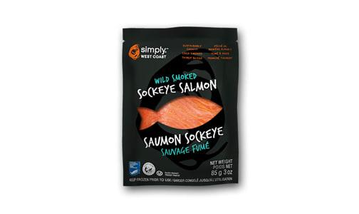 Smoked Salmon (Frozen)- Code#: DN559